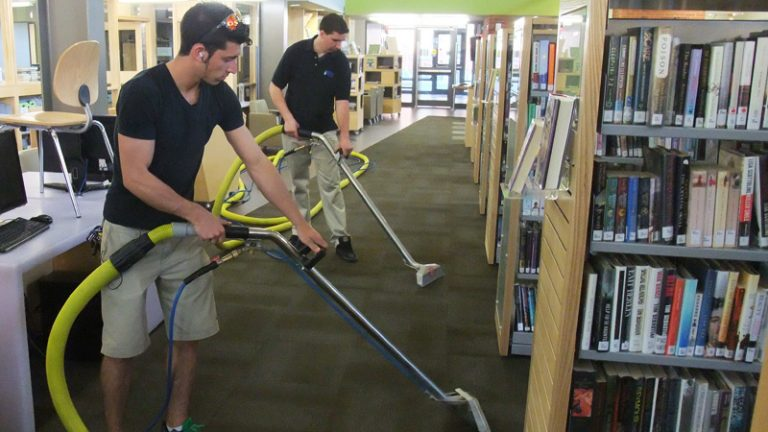 Commercial Carpet Cleaning Ottawa