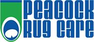 peacock rug care logo