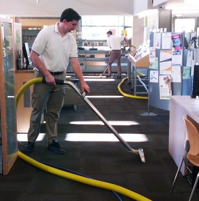 ottawa Carpet Cleaners Vacuuming