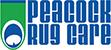 peacock rug care small logo